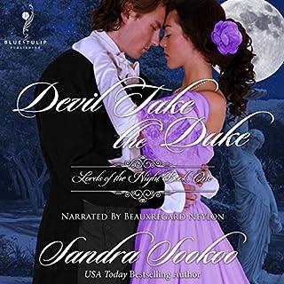 Devil Take the Duke audiobook cover art