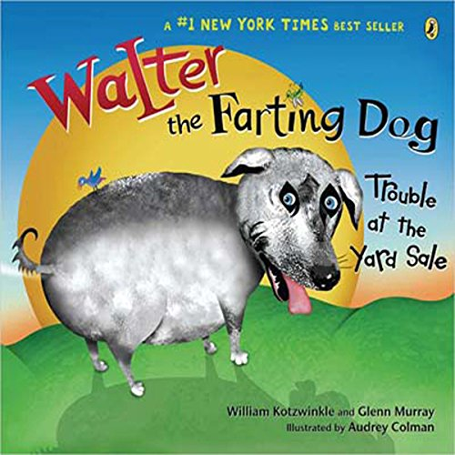 Walter the Farting Dog cover art