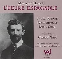 Ravel: L'heure Espagnol