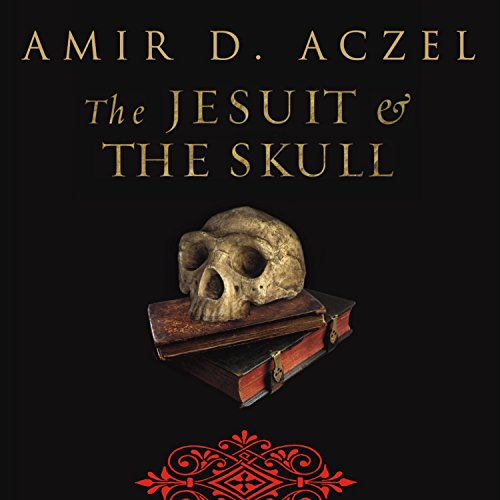 The Jesuit and the Skull audiobook cover art