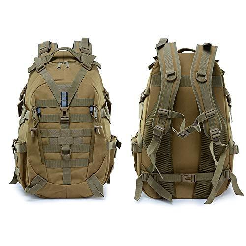 REDWALL®30L Taktischer Rucksack Militär Molle 3 Tage Angriffspackung Sturm-Rucksack für Wandern Schießen Camping Trekking Jagd im Freien