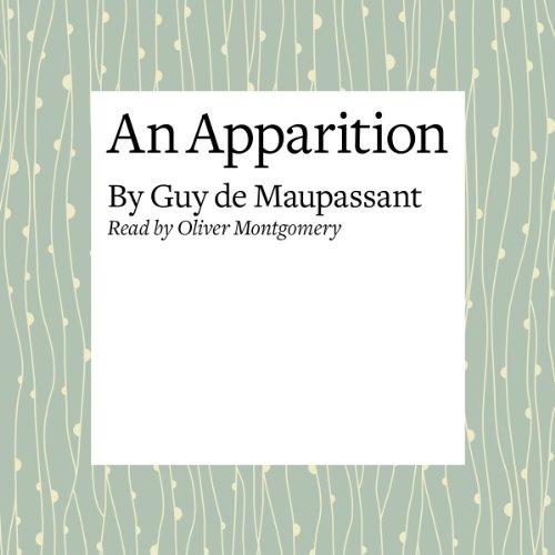 An Apparition audiobook cover art