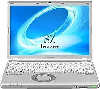 PANASONIC LET'SNOTE CF-SZ5/第6世代 Core i5/メモリ4GB/SSD128GB/Wi-Fi/12.1型/ノートパソコン(整備済み品) (DVDなし)