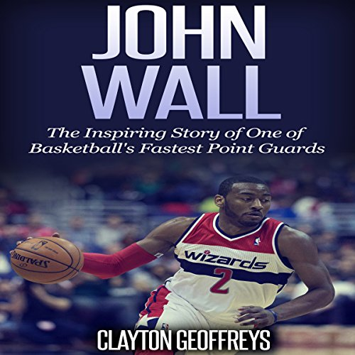 John Wall audiobook cover art