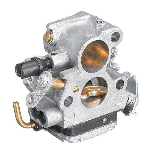 WANWU Carburador Carb Piezas de Repuesto para Husqvarna 235 235E 236 236E 240 240E Sustituye a Zama C1T-W33 574719402 545072601.