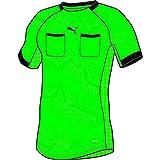 PUMA Referee - Camiseta de árbitro para Hombre, Talla XL, Color Verde