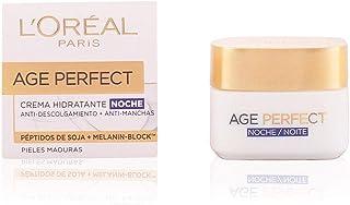 LOreal Paris Age Perfect Crema Hidratante de Noche Pieles Maduras - 50 ml