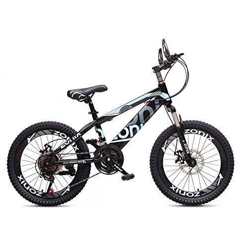 Zonix New Fashion Bicicleta Niños Niñas MTB 20 Pulgadas