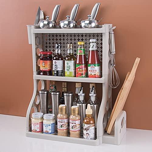 Kitchen ignition rack home Oklahoma City Mall multi-purpose kitchen storage seasoni overseas