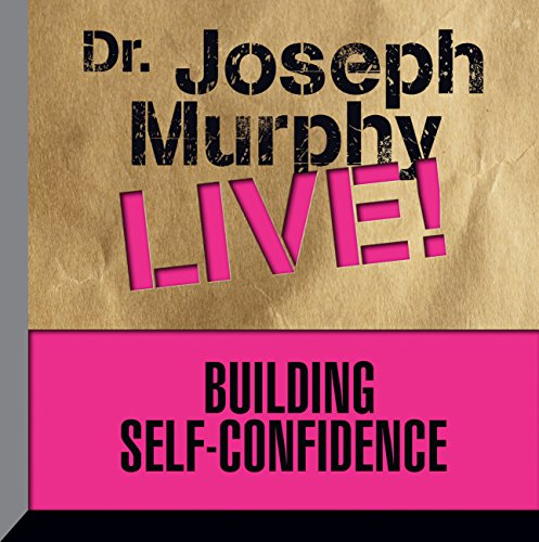 Building Self Confidence audiobook cover art