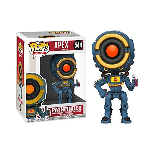 Funko- Pop Games: Apex Legends-Pathfinder Collectible Toy, Multicolor (43289)