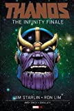 Thanos - The Infinity Finale - Marvel - 12/04/2016