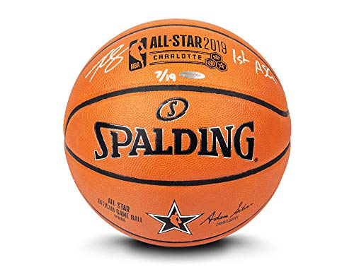 Great Features Of Ben Simmons 2019 NBA All-Star Game Spalding Basketball -L119