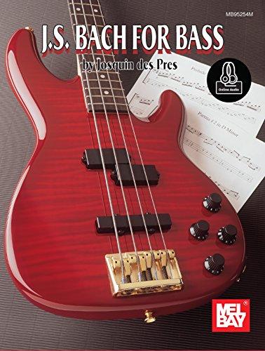 J.S. Bach for Bass (English Edition)