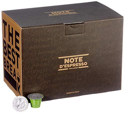 Note D'Espresso Kapseln Chocolate and Mint, 7g x 100 Kapseln ausschließlich kompatibel mit Nespresso*-Kapselmaschinen