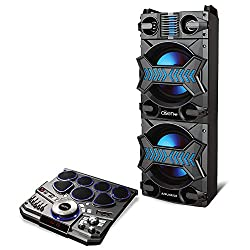 AISEN® 180W RMS Walk & Rock Portable Hi-fi Party Speaker, party speakers