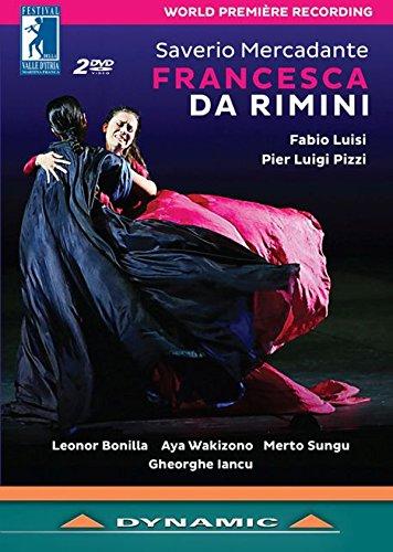 Mercadante: Francesca Da Rimini (Martina Franca, 2016) [DVD]