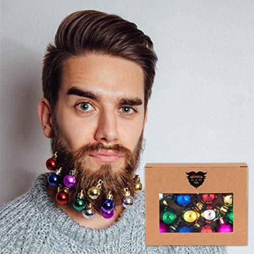 Gift Base Barbes N Bobs Barbe Noël Boules (12 Pack)