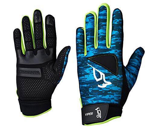 KOOKABURRA Viper Hockey-Handschuhe, Unisex, Türkis, Größe XS