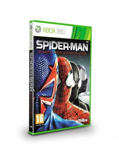 Spider-Man: Shattered Dimensions (Xbox 360) [Edizione: Regno Unito]