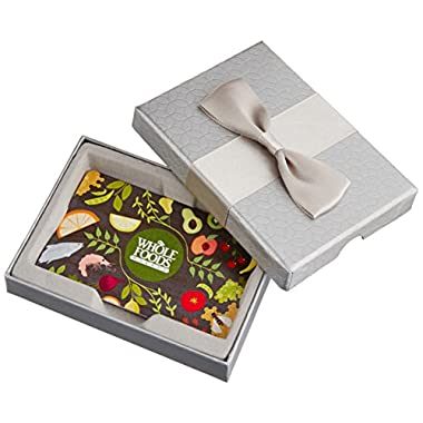 Whole Foods Market $50 Gift Card - In a Gift Box