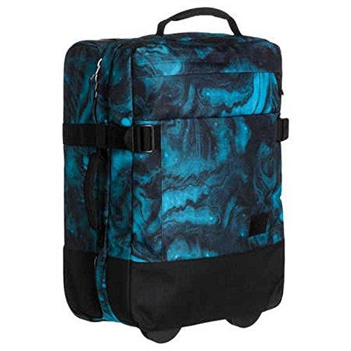 Quiksilver, TrolleyShort Delay Uomo, Blu (Space Cyan), 9,8 x 19,2 x 15,3 cm, 26,5 litri