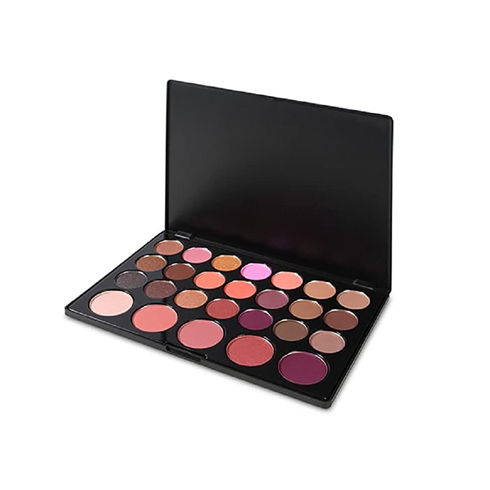BH Cosmetics Blushed Neutrals Palette 26 Color Eyeshadow and Blush