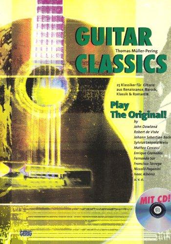 Guitar Classics. Gitarre