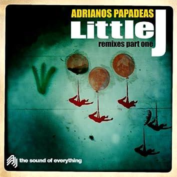 Little J Remixes, Pt. 1