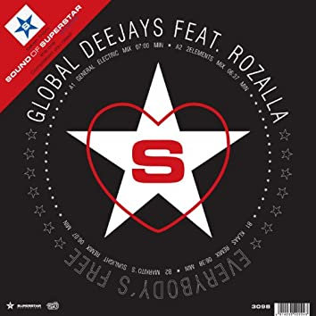 Everybody´s Free - Taken From Superstar Recordings