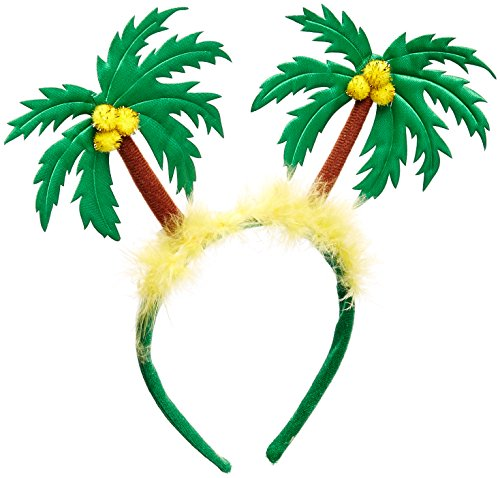 Palm Tree Boppers Party Accessory (1 count) (1/Pkg)