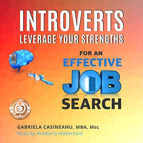 Introverts Audiobook By Gabriela Casineanu cover art
