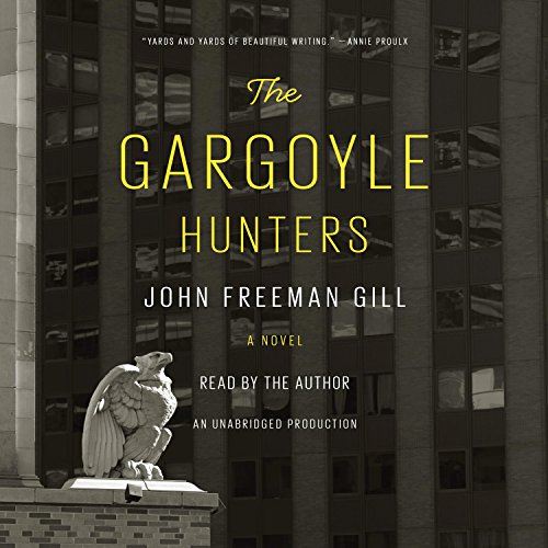 The Gargoyle Hunters cover art