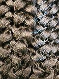 Afri Caribbean Bundle Braids Sassy Curl 18' (1B)