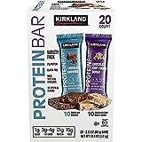 Kirkland Signature Protein bar energy variety...