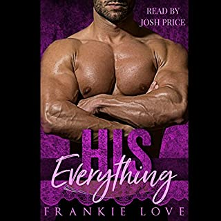 His Everything audiobook cover art