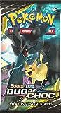 Pokemon- Modèle aléatoire Booster Soleil et Lune-Duo de Choc (SL09), POSL902,...