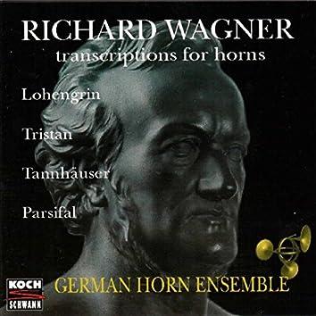 Wagner: Transcriptions for Horns
