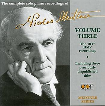 The Complete Solo Piano Recordings, Vol. 3: The 1947 HMV Recordings