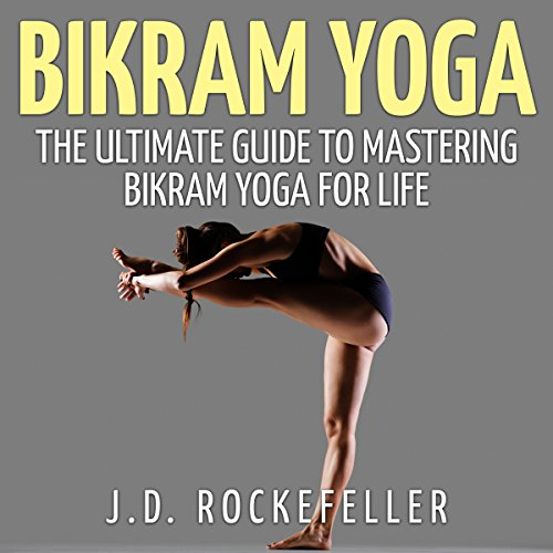 Bikram Yoga audiobook cover art