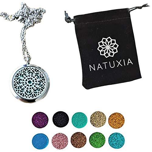Natuxia metal común