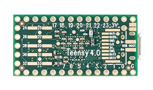 Teensy 4.0 (Sin Pins) 3