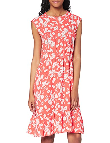 OPUS Damen Wolise Kleid, Rot (Paradise Red 4089), (Herstellergröße: 40)