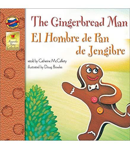 The Gingerbread Man, Grades Pk - 3: El Hombre de Pan de Jengibre (Brighter Child (Paperback))