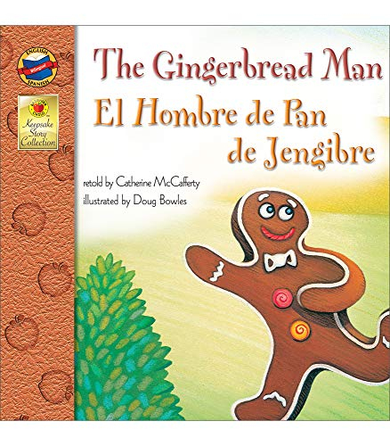 The Gingerbread Man (Keepsake Stories, Bilingual)