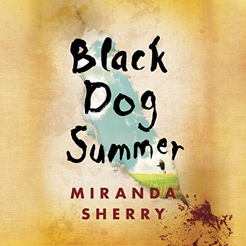 Black Dog Summer audiobook cover art