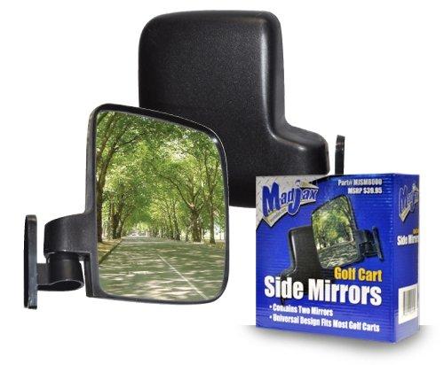 Madjax - Mjsm8000 - Madjax Side Mirrors - Universal Fit