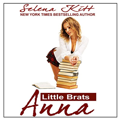 Little Brats: Anna audiobook cover art
