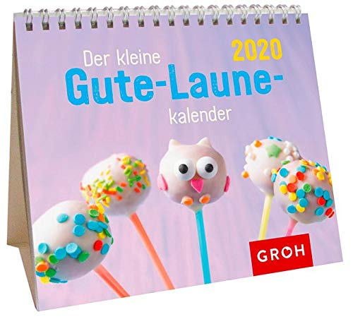 Der kleine Gute-Laune-Kalender 2020: Mini-Monatskalender