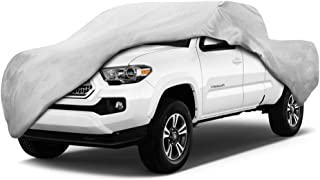 Motor Trend T-850 Weatherproof for 2005-2014 Toyota Tacoma - Regular Cab Custom Fit Truck Cover (Outdoor Use UV Protection Waterproof)